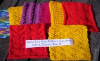 Waterford Area Knitters squares